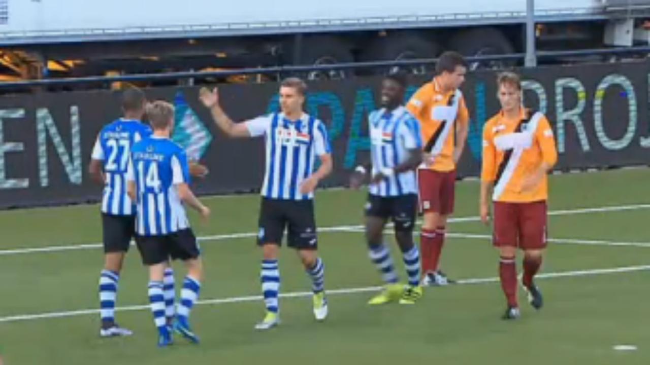 Samenvatting FC Eindhoven-Achilles '29