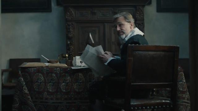 Christopher Waltz in nieuwe film over tulpenkoorts in Amsterdam