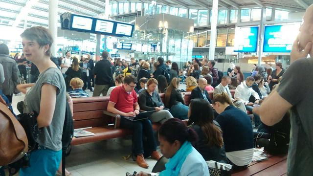 Tijdelijk vertraging rondom Utrecht Centraal wegens wisselstoring