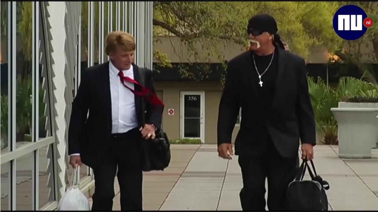 Hulk Hogan is blij met uitspraak rechter