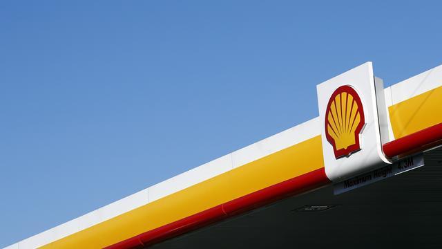 Shell introduceert snelladers elektrische auto's bij eigen tankstations