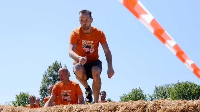 TCV Obstacle Run organiseert voorproefje op het Rijnplein