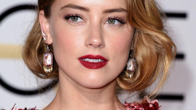 Amber Heard speelt in Aquaman-films
