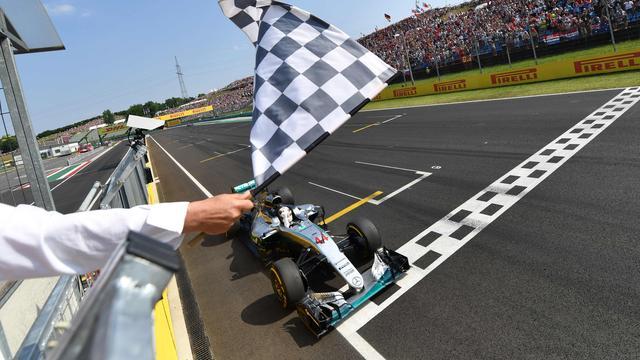 Overzicht: Uitslag Grand Prix Hongarije en WK-standen