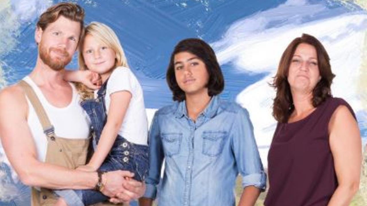 Drama voor familie Van Kooij uit Helemaal het Einde