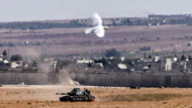 Turkije breidt militaire operatie in noorden van Syrië uit