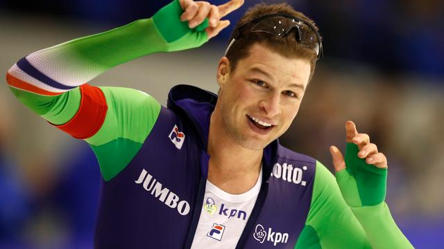 Kramer pakt 31e World Cup-zege op 5000 meter in Harbin