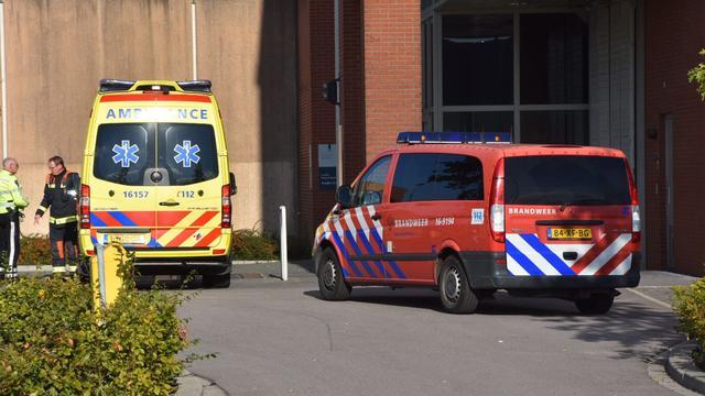 Magnetron vliegt in brand in Alphense gevangenis