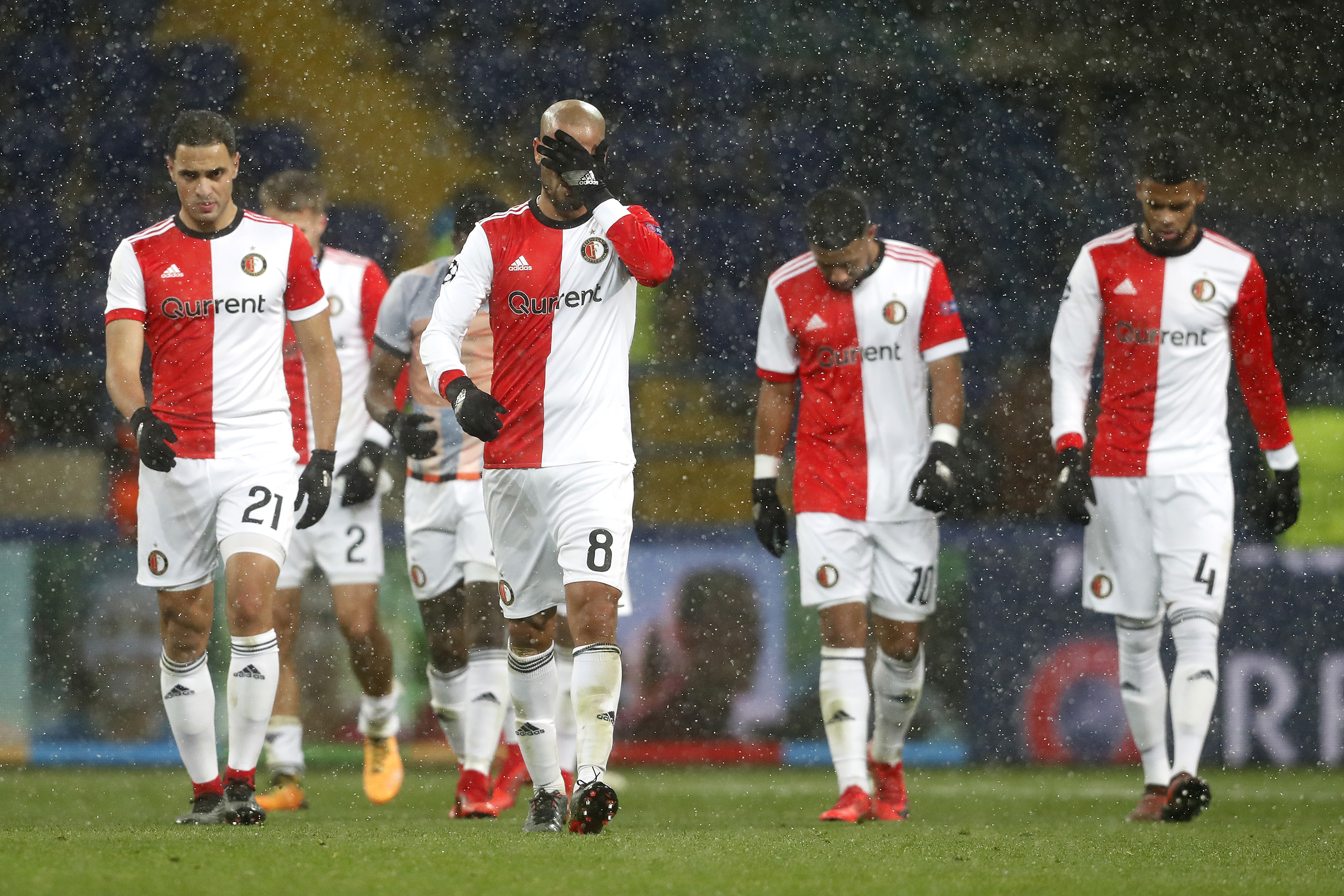 Feyenoord moet tegen Manchester City vrezen voor negatieve primeur