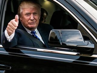 Burgemeester verbiedt Trump de toegang tot zijn stad