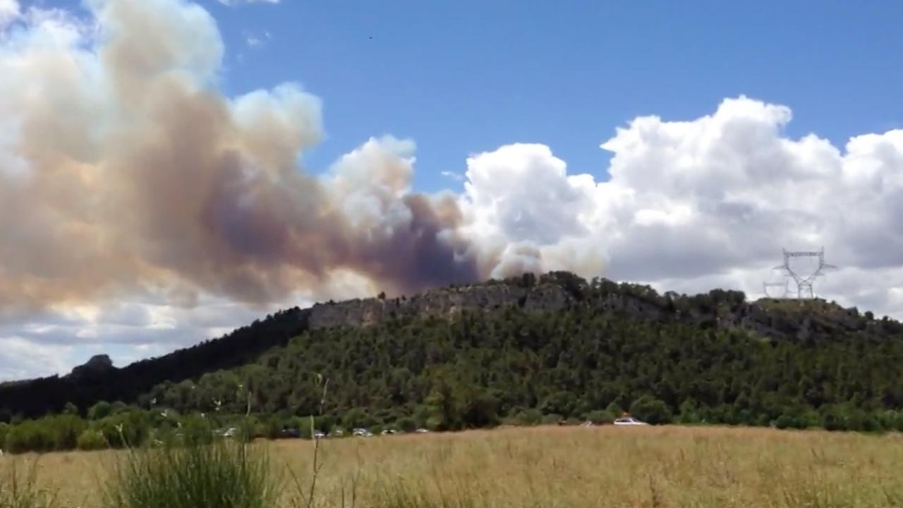 Bosbranden teisteren zuiden van Frankrijk