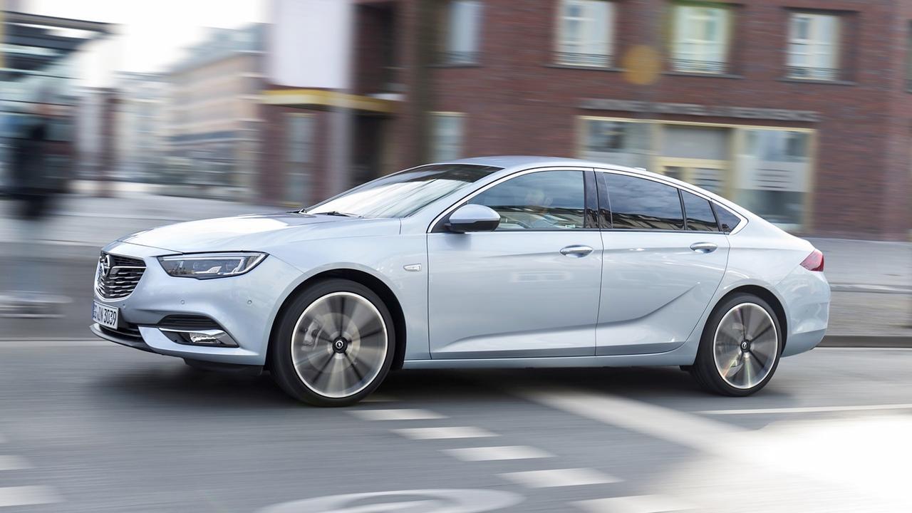 Eerste rijtest van de nieuwe Opel Insignia