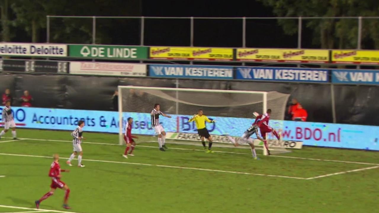 Samenvatting Achilles 29-FC Utrecht
