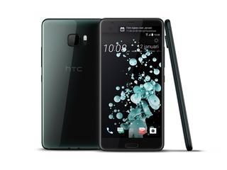 Bovenscherm HTC U Ultra toont belangrijke notificaties