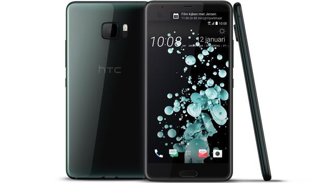 HTC onthult smartphone met twee schermen en slimme assistent