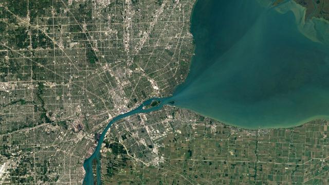 Google verwerkt scherpere satellietfoto's in Maps en Earth