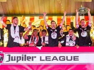 Rotterdammers winnen op het Kasteel met 3-1 van Jong Ajax