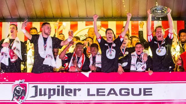 Sparta na zes jaar terug in Eredivisie dankzij titel in Jupiler League