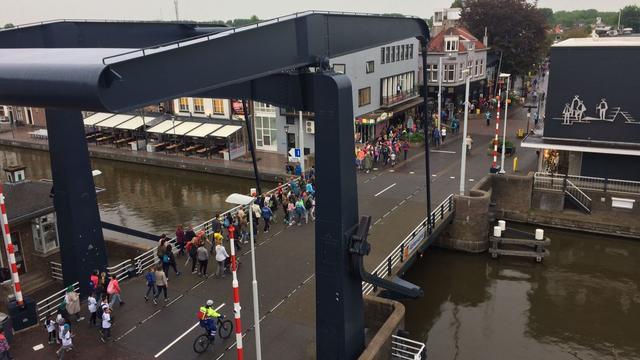 Bijna tweeduizend wandelaars starten met Avondvierdaagse