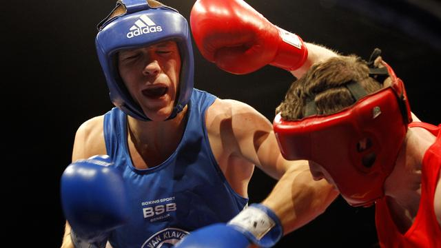 Brons voor Korving op EK boksen na verlies in halve finale