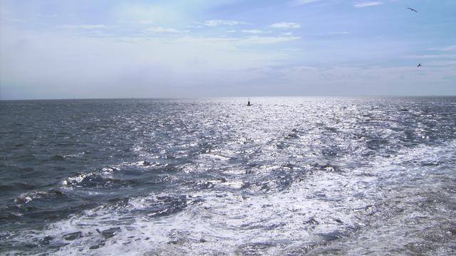 Deelnemer zwemtocht naar Texel overleden