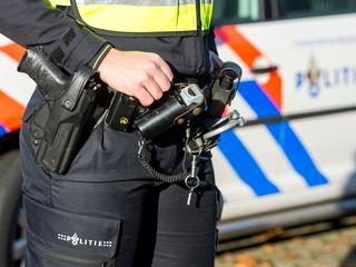 Politie houdt rekening met een misdrijf