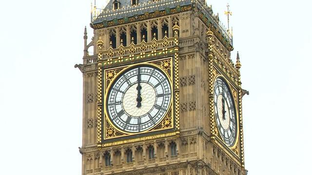 Klokken Big Ben slaan voor het laatst in vier jaar