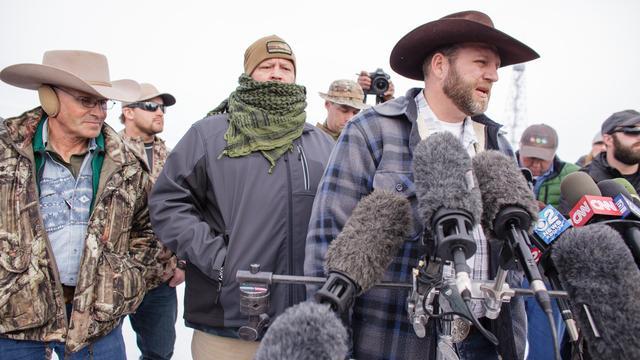 Sheriff Oregon vraagt gewapende militie weg te gaan