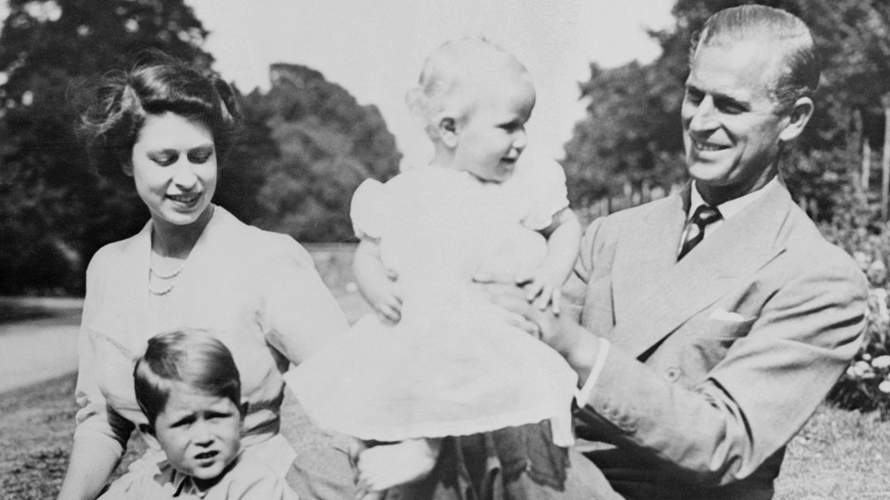 Drie hoogtepunten uit het leven van prins Philip
