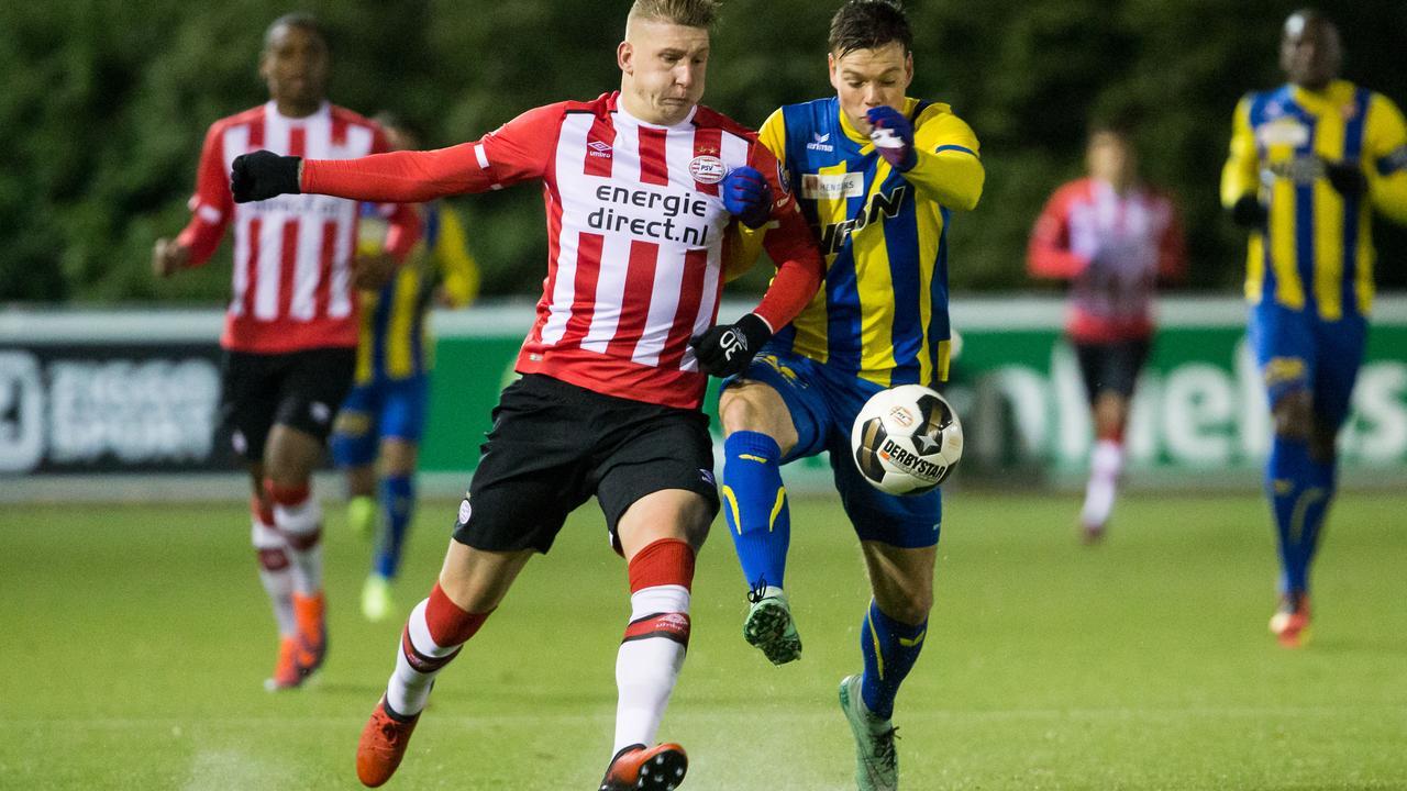 Samenvatting Jong PSV-FC Oss (2-4)