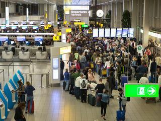 Werkonderbrekingen luchtverkeersleiders ook geen probleem voor KLM