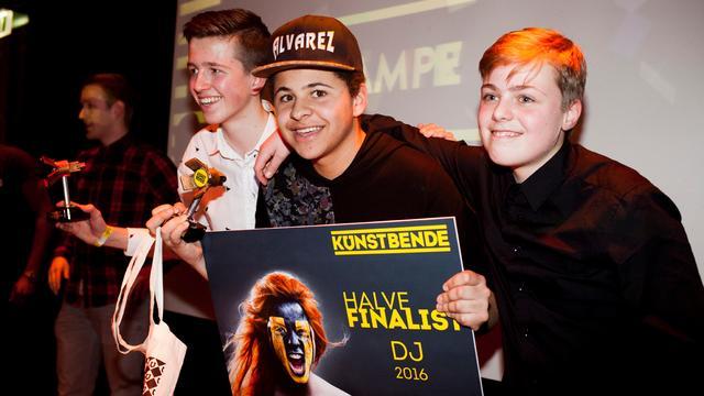 Noa Rodriguez Alvez winnaar Brabantse DJ Contest Kunstbende
