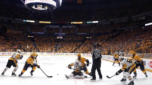 Nashville Predators trekt stand gelijk in Stanley Cup