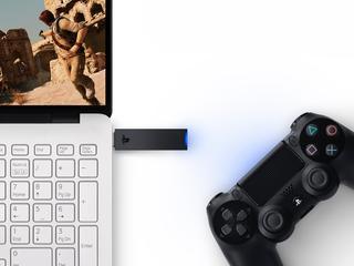 Sony brengt ook pc-dongel voor PS4-controller uit