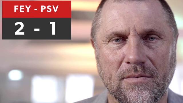 Dit is waarom Feyenoord zondag van PSV gaat winnen