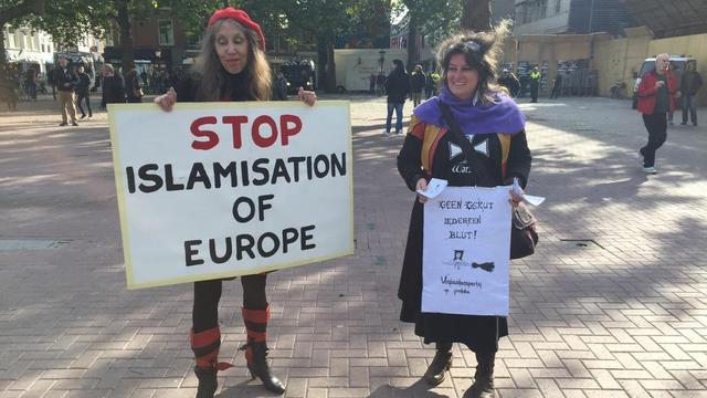 Utrecht verbiedt protest door het centrum