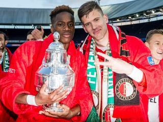 'Feyenoord is een grote club in Nederland en in mijn ogen dé grootste'