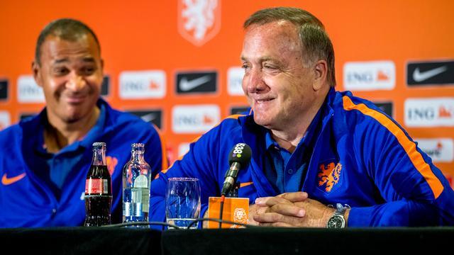 Advocaat had niet verwacht ooit nog bondscoach van Oranje te worden