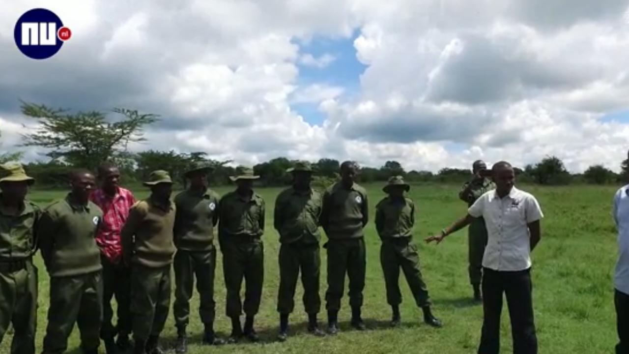 Aanpak stroperij in Maasai-gemeenschap