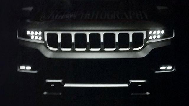 Nieuwe Jeeps in beeld