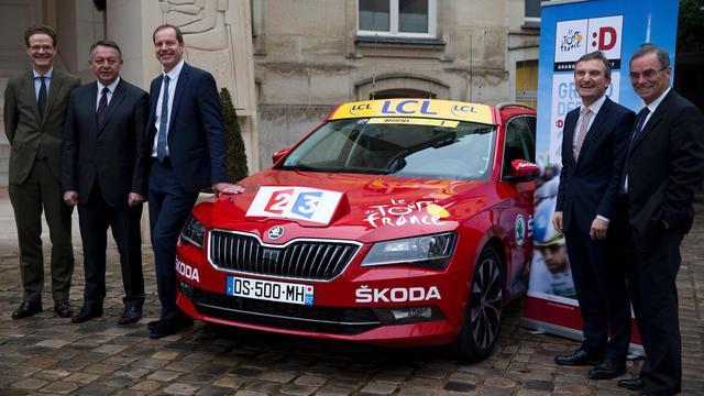 Tour de France 2017 begint met tijdrit in Düsseldorf