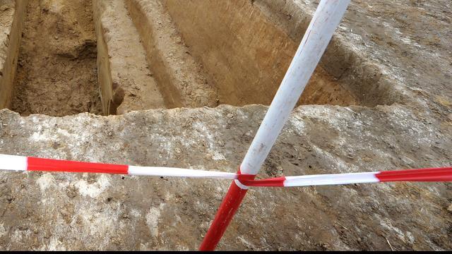 Archeologisch onderzoek bij Seeligkazerne in Breda gestart