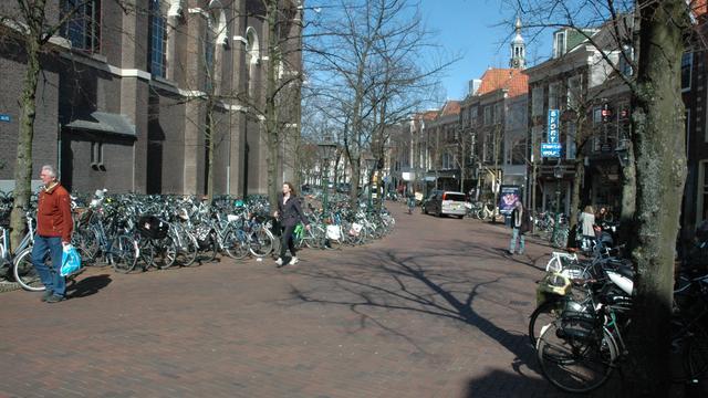 Geen proef met auto's op Haarlemmerstraat en Lange Mare blijft dicht