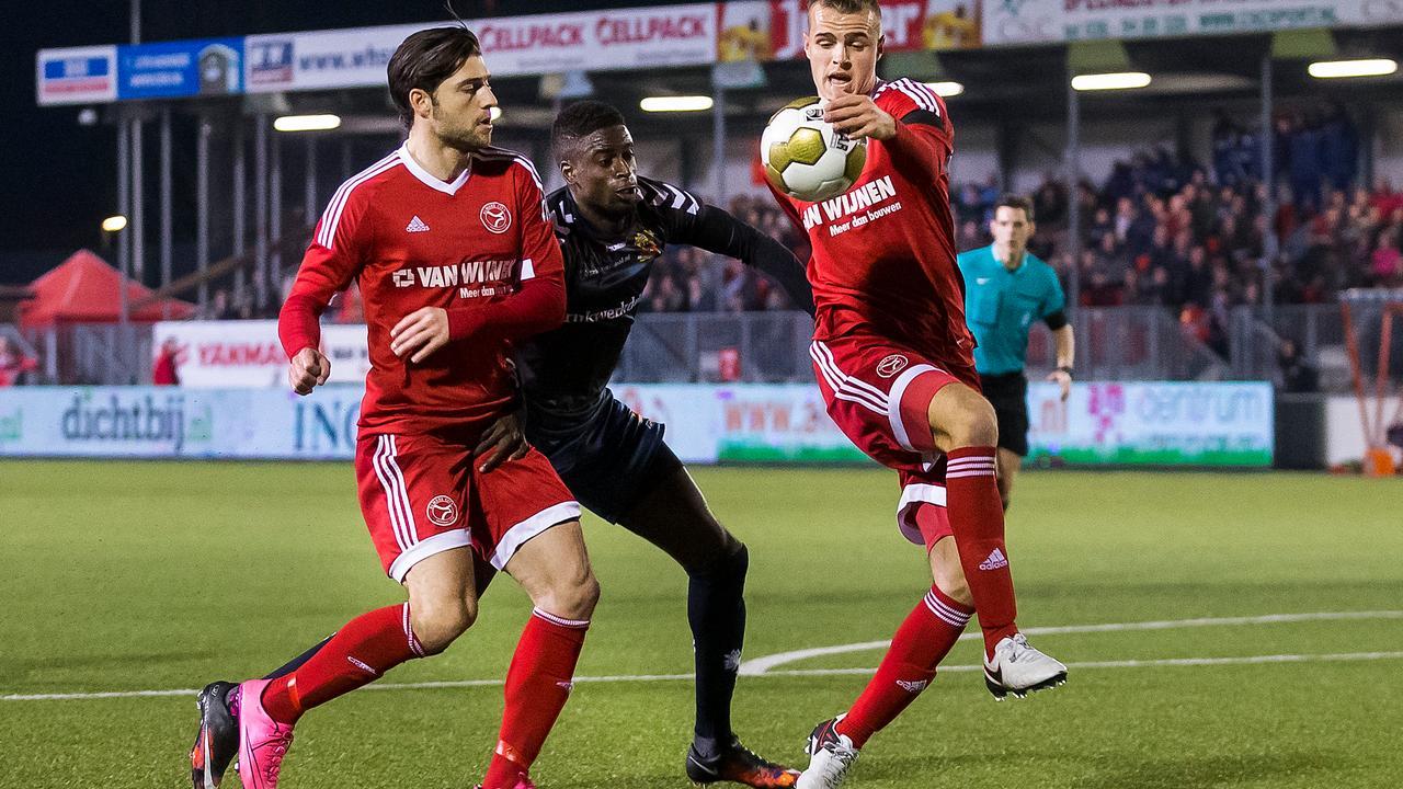 Bekijk de samenvatting van Almere City-Go Ahead Eagles