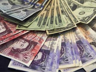 Eind september ging het om een bedrag van 664,4 miljard euro