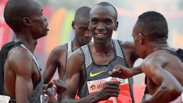 Kipchoge kiest Monza als locatie voor poging marathon onder twee uur