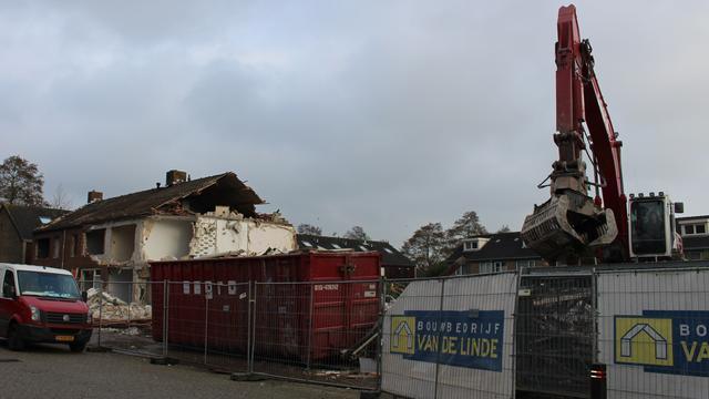 Oude woningen Goes-Zuid maken plaats voor nieuwe