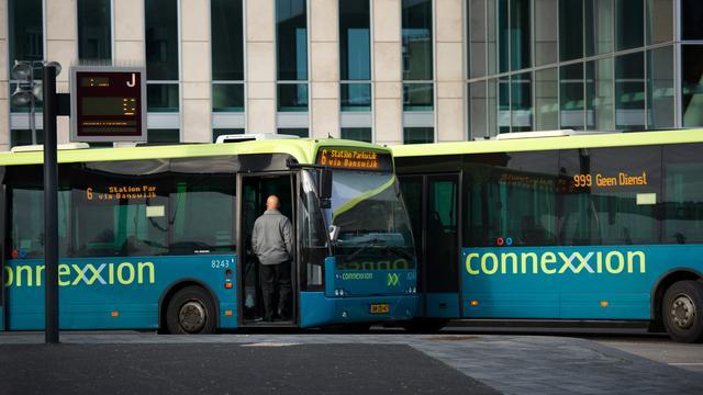 Nieuwe busstaking in Almere volgende week na mislukt overleg