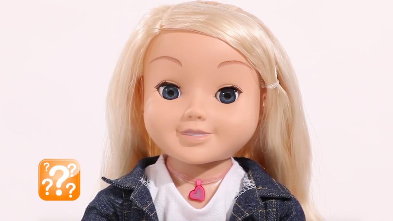 Zo werkt de speelgoedpop Cayla