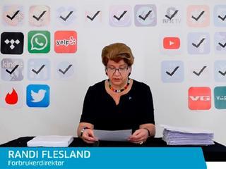 Noorse consumentenbond wil probleem van teksten aankaarten